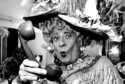 Stanley Baxter as the Dame in 1985