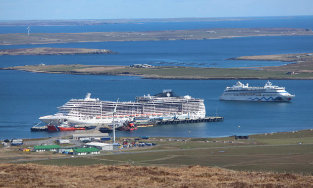SPONSORED: Visit Orkney, the UK's cruise capital with a diverse harbour - Sunday Post