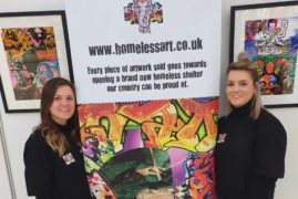 Art project aims to help build and fund Scots homeless shelter