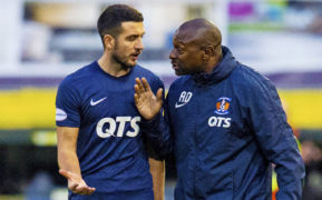Half-term report card, Kilmarnock: Can Ayrshire side do any better than they were during the rather odd Italian Job?