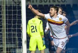 Half-term report card, Motherwell: Robinson's men have shown some style to go with their steel