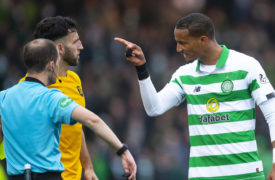 Christopher Jullien reckons 'hungry' Celtic will get back on a lengthy winning run in the league