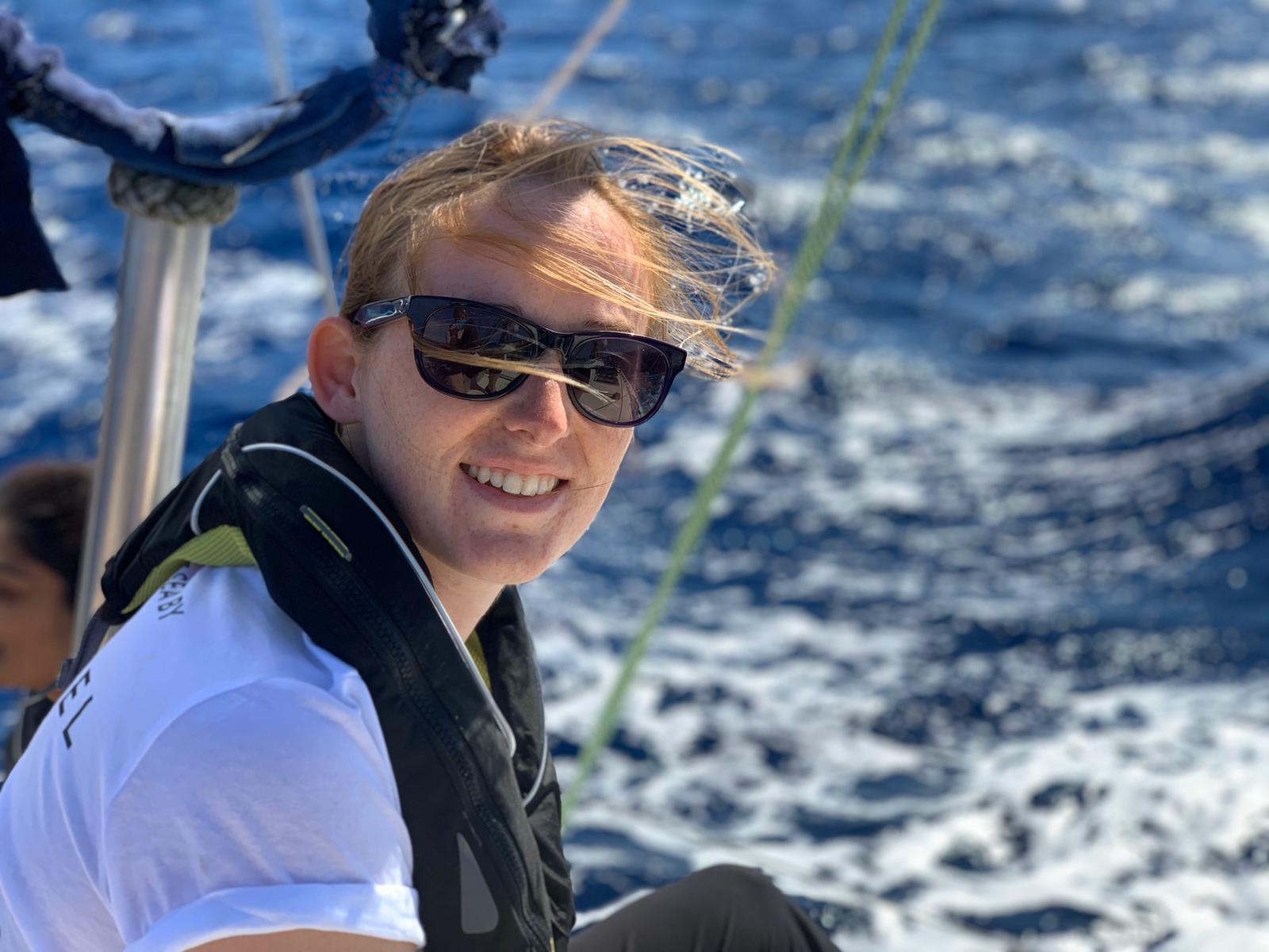 'If I can sail across the Atlantic Ocean, I can do anything': Scots crew members on round-the-world plastic pollution yacht mission share their experiences