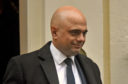 Chancellor of the Exchequer Sajid Javid