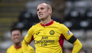 Striker Kenny Miller leaves Partick Thistle by mutual consent