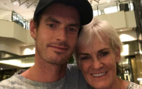 Judy Murray: I'll have to sharpen up my Instagram act after Andy points out my shortcomings