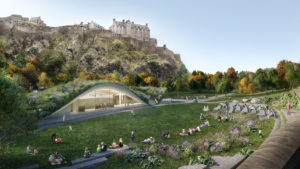 Consultation finds public backing for West Princes Street Gardens redevelopment plan