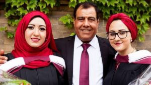 Palestinian doctor devoted to peace after daughters killed in Gaza hails Bard before his visit to Scotland