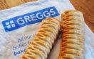 Greggs vegan sausage roll