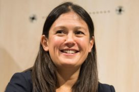 Lisa Nandy secures backing of GMB union in Labour leadership race