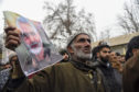 Anti-American protests after the killing of Qassim Soleimani