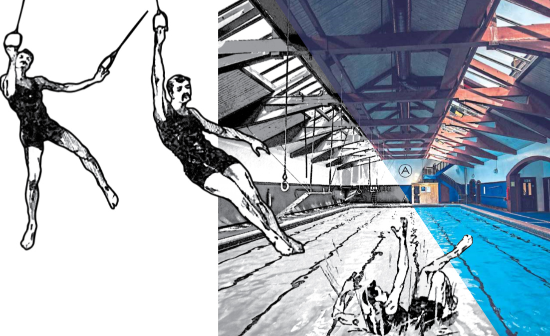 Arlington Baths: From pilots to poets, vibrant characters remembered as world's oldest member-run swimming pool marks 150 years – The Sunday Publish